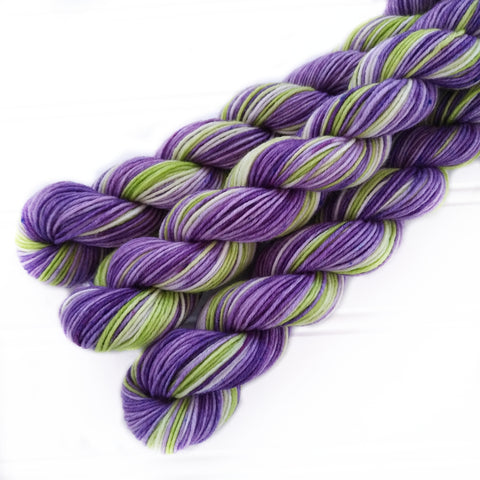 Single Mini Skein - Woodland Violet