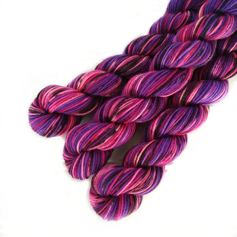 Single Mini Skein - Vixen