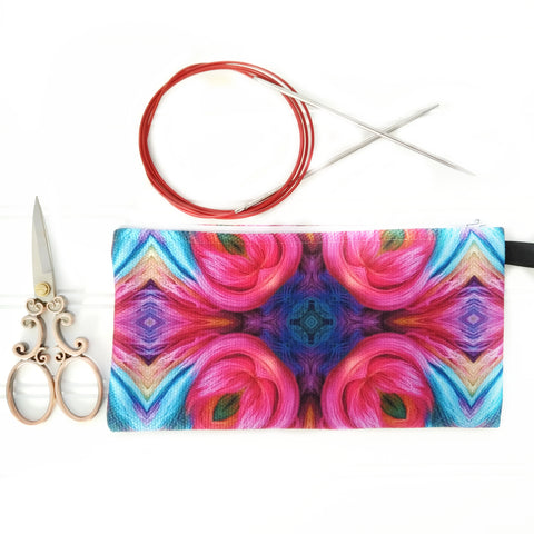 Zipper Notions Pouch - Have Fun