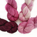 Wine and Wild Rose   Colourway Collection