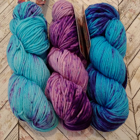 Sassy 3 Full Skein Set