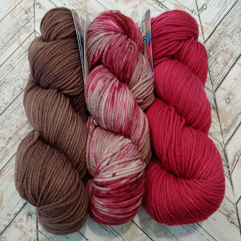 Apple Basket 3 Full Skein Set