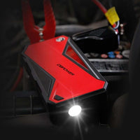 DBPOWER 18000mAh Portable Car Jump Starter (up to 6.5L Gas, 5.2L Diesel Engine) - ESHOP NIGERIA