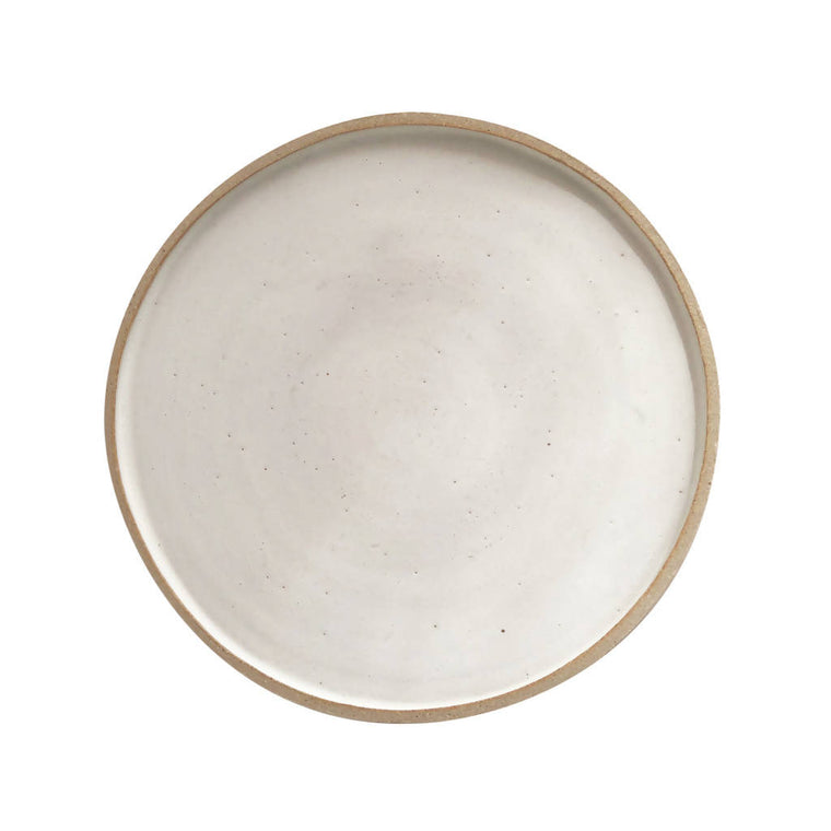 Stoneware Dinner and Side Plates - Cloud