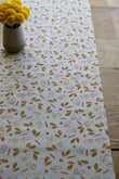 Spring Bud Table Runner