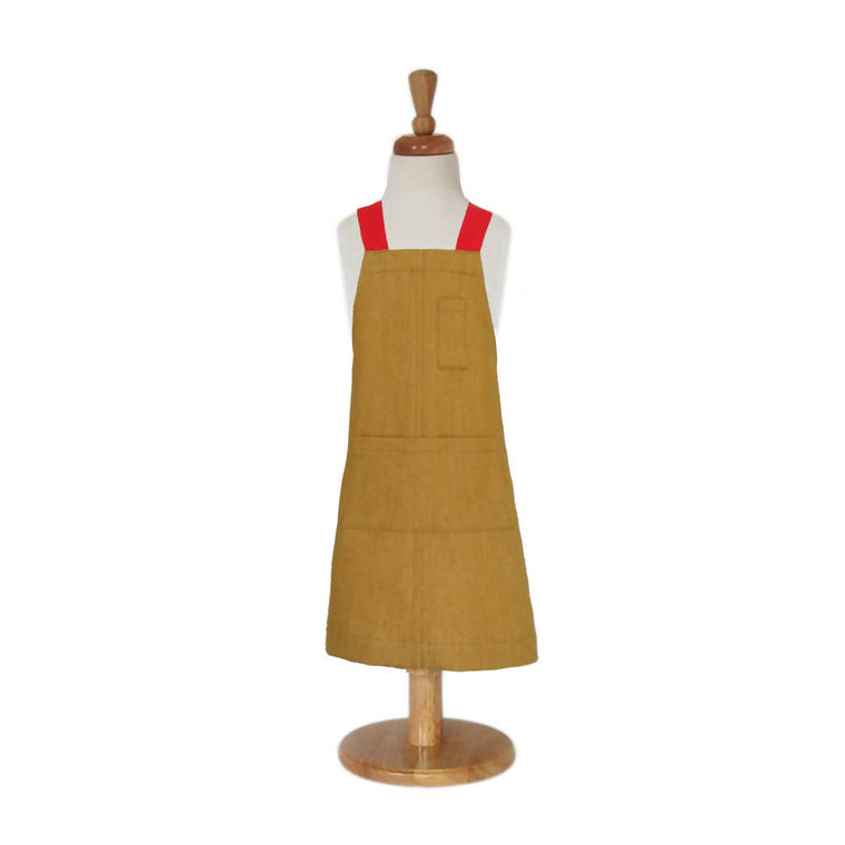 Childs Crossback Apron