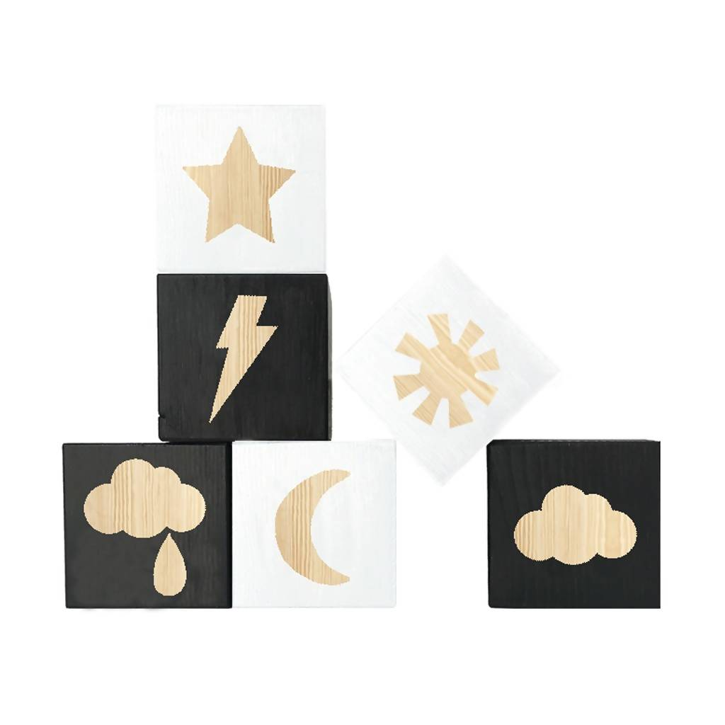 Weather Play Cubes