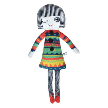 'Bridie' Lambswool Dolly
