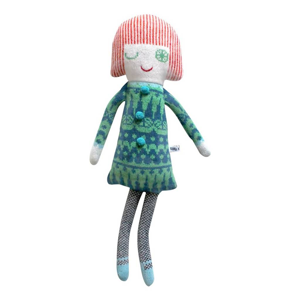 Molly Lambswool Doll