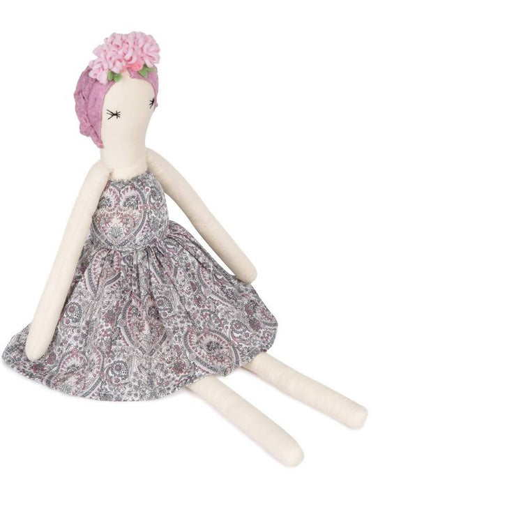 Iris Flower Princess Doll
