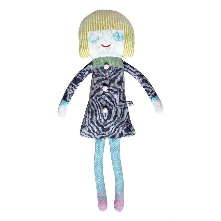 Sadie Lambswool Doll