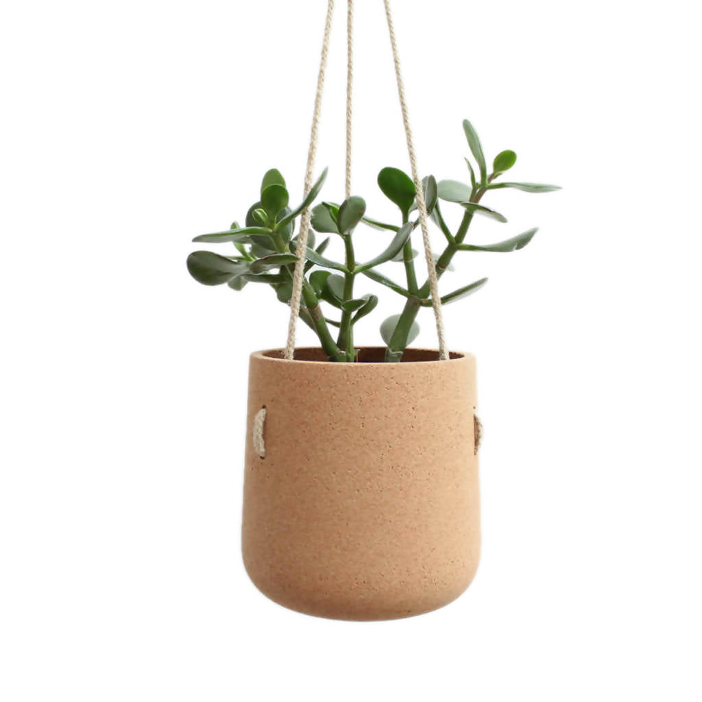 Mind the Cork Atlas Hanging Planter