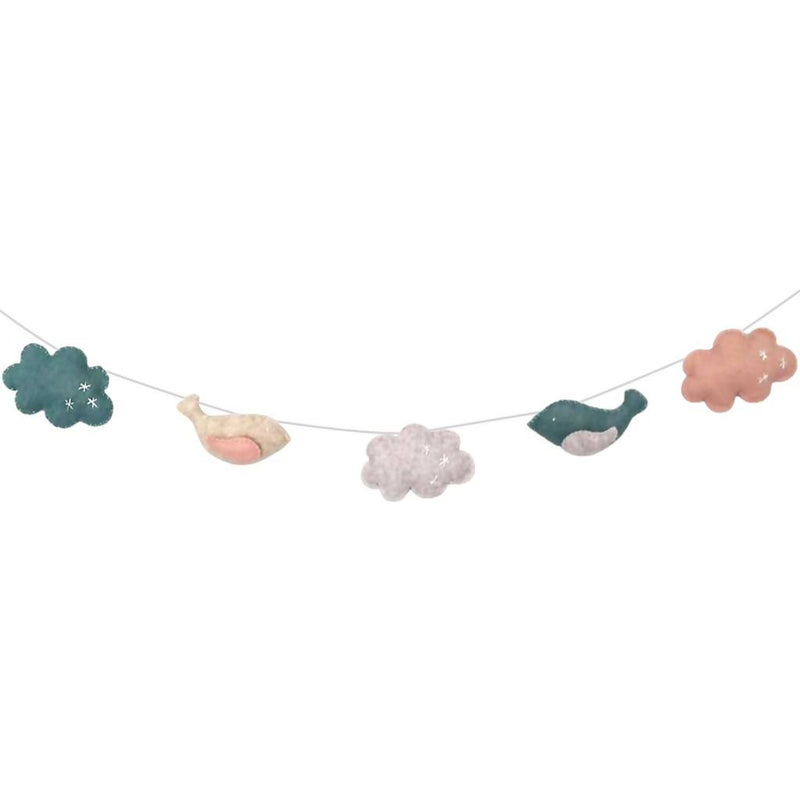 Bella in the Clouds Garland