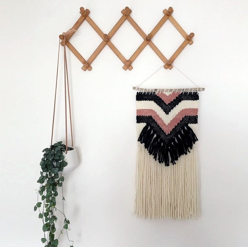 Hand Woven Wall Hanging