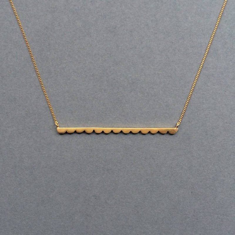 Grace Necklace – 18ct Gold Plate or SIlver