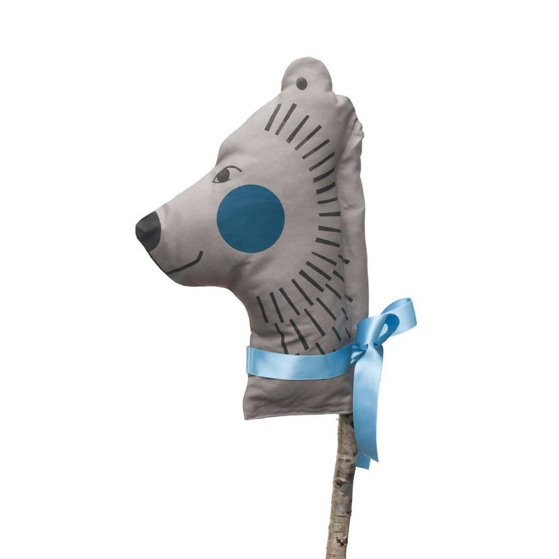 Bear Hobby Horse – choice of colours