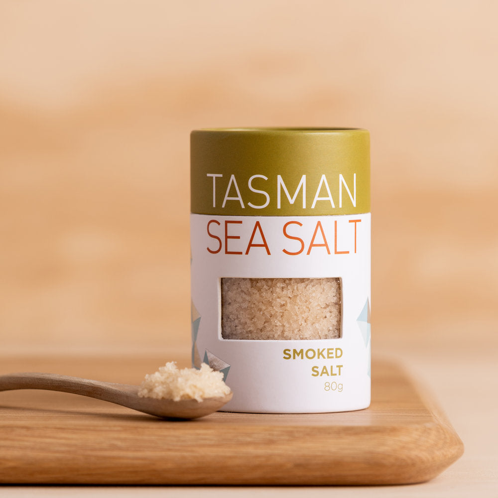 Tasman Sea Salt Smoked - 80g