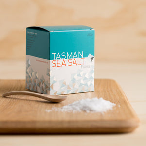 Tasman Sea Salt Flakes - 250g Box