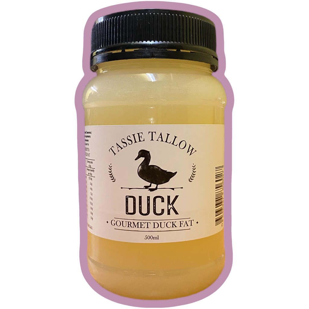 Duck Fat | Tasmanian Made | 500mL