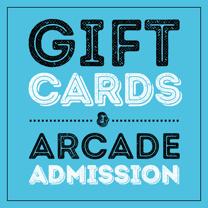 Gift Cards & Admission