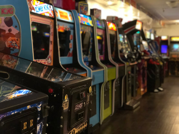 want to sell yopur arcade games