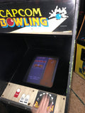Capcom  Bowling in Galaxian Cab