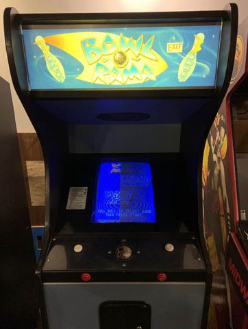 Bowl-o-Rama Arcade Game