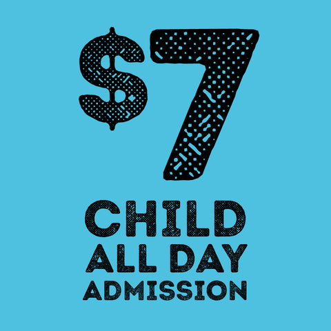 CLE Social Child All Day Admission