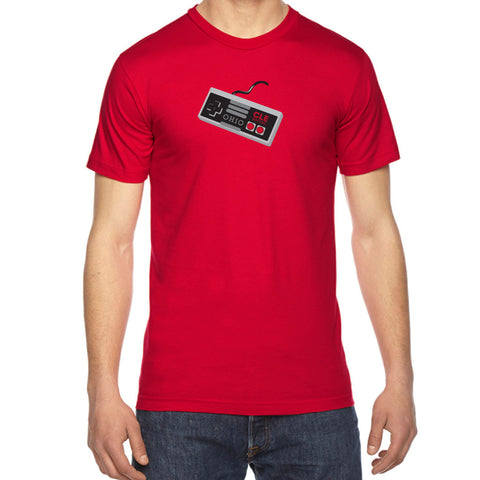 Videogame Controller American Apparel T-Shirt