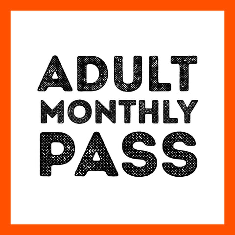 CLE Social Adult Monthly Pass