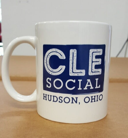 CLE Social Coffee Mug