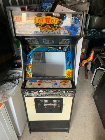 Wizard of Wor Arcade Game