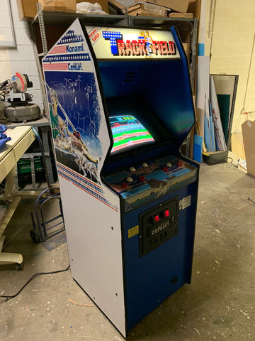 Track & Field Arcade Game – CLE Social