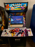 Captain America and the Avengers Arcade Machine