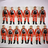 Star Wars Action Figure - Luke Skywalker X-Wing Fighter Pilot
