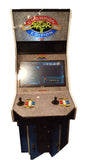 Street Fighter II Big Blue Arcade Machine (Multicade)