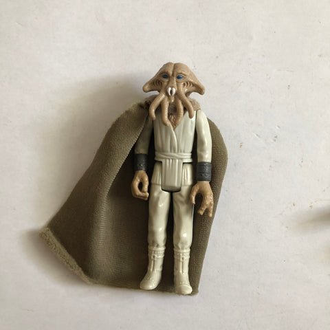 Star Wars Action Figure - Squid Head - ROTJ