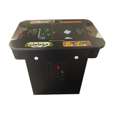 Cocktail Multicade Arcade Machine - Brand New Build