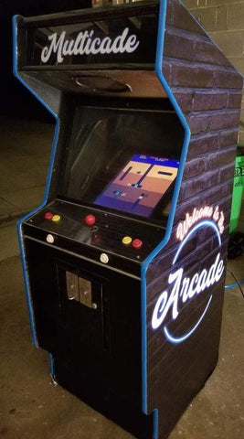 60-1 Multicade Arcade Machine