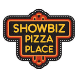 Showbiz Pizza Place Sign