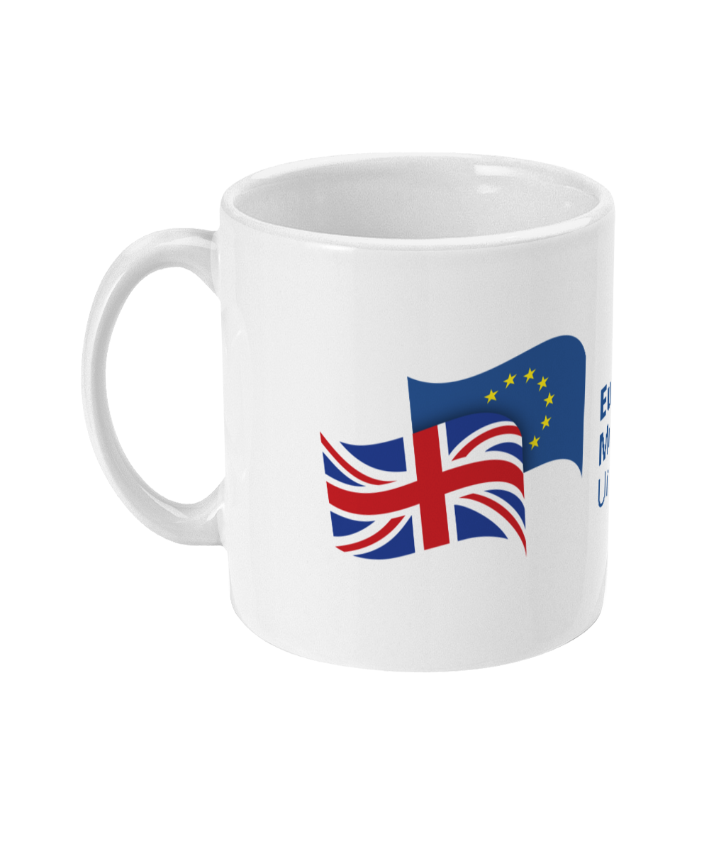 European Movement Mug