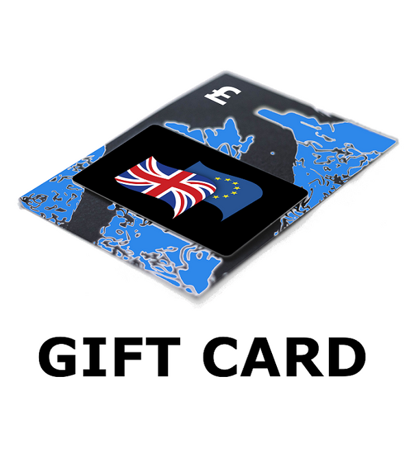 European Movement UK Gift Card