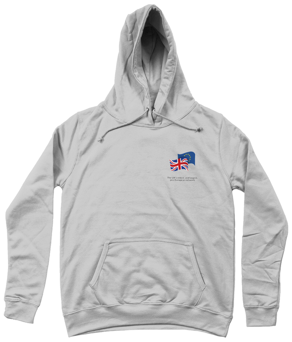 European Movement College Hoody (Ladies Fitted) in various colours