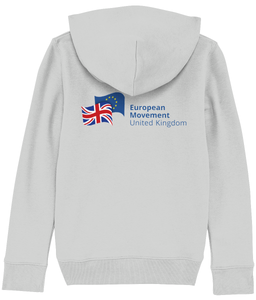 Born European Kids Hoodie in various colours (v2)