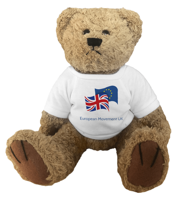 Teddy Bear - European Movement