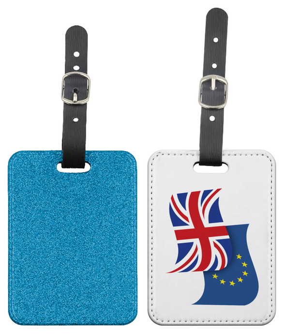 European Movement Luggage Tag (Flags)