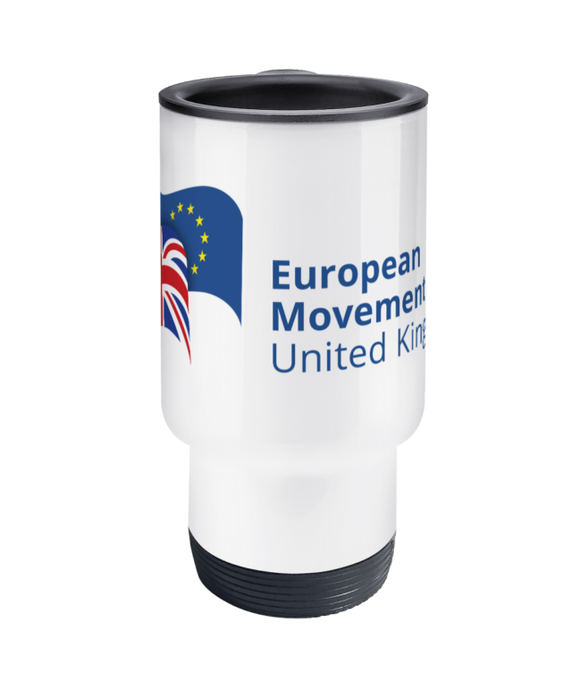 European Movement Travel Mug