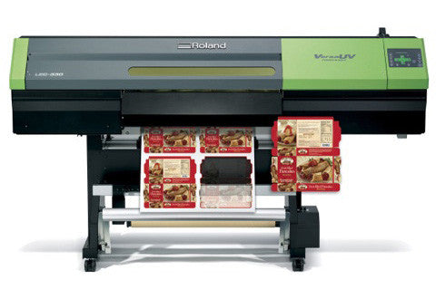 Roland LEC Series Printer / Cutter