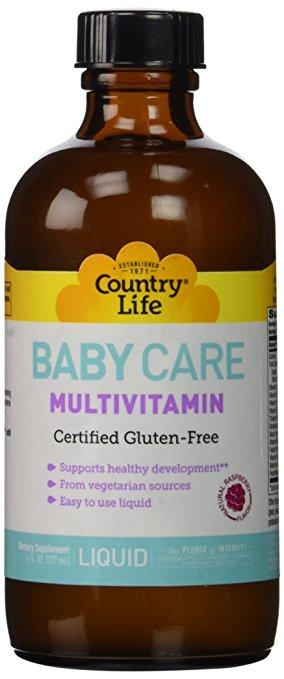 Baby Care Multivitamin - 6 oz