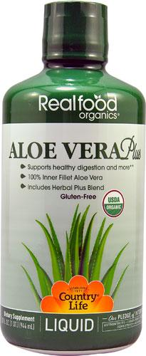 Aloe Vera Plus Liquid - 32 oz